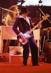 Danny Klein founding member and bass player for The J. Geils Band