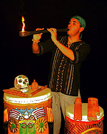 Mystic Music of the Mayans