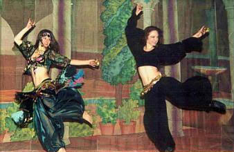 Daughters of Rhea  - Belly Dance Artistry
