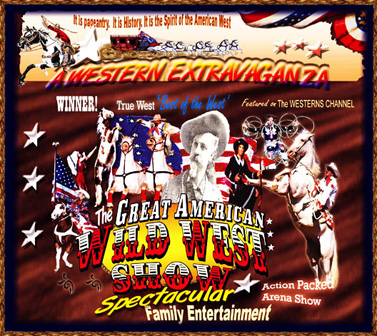 The Great American Wild West Show